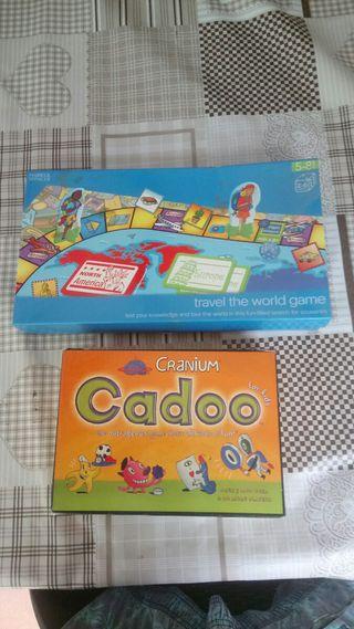 juegos de mesa ingleses