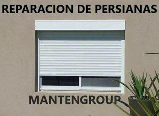 REPARACION DE PERSIANAS Mantengroup Malaga