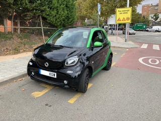 Smart Fortwo EQ Passion Electrico - 2018