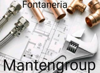 FONTANERIA Mantengroup Malaga