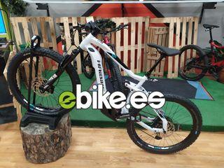 Bicicleta eléctrica HAIBIKE Fullseven LT 7 2020