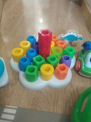 juguetes bebé 1,2 años