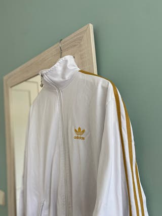Sudadera blanca de Adidas