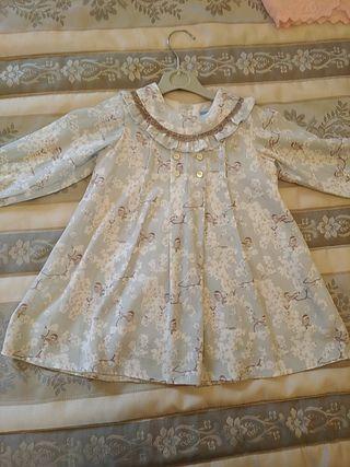 Vestido Niña 2 años