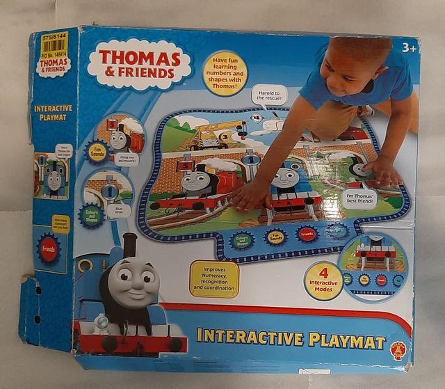 thomas the tank engine manta interactiva