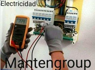 ELECTRICIDAD Mantengroup Malaga