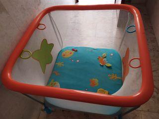 Parque infantil Brevi, modelo Soft Play.