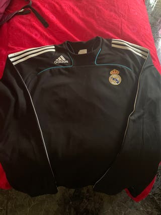 Sudadera, pantalon y chaqueta Real Madrid