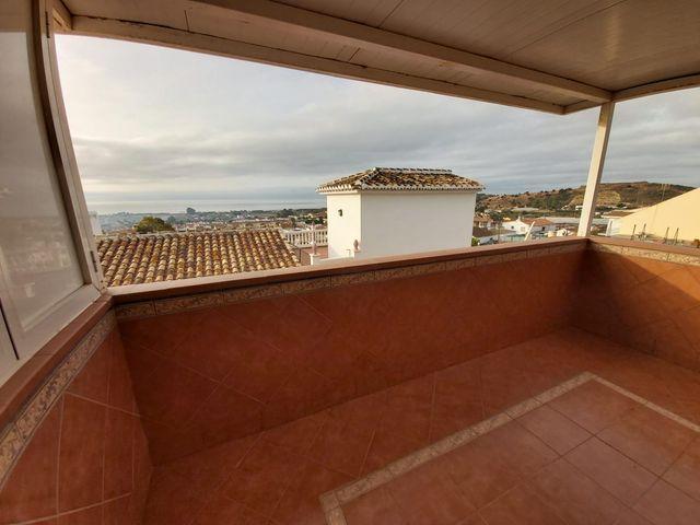 HIL0634 CASA DE PUEBLO 3 DORMITORIOS VISTAS AL MA (Almayate, Málaga)