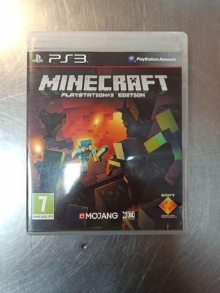 Minecraft PlayStation 3 Ed., PS3