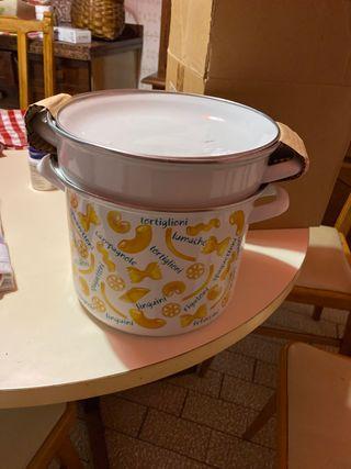 Cuece pasta