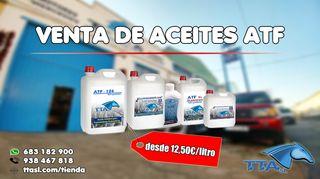 VENTA DE ACEITES ATF