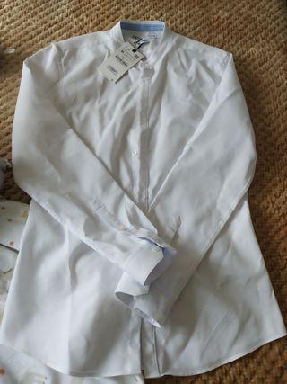 camisa hombre Zara