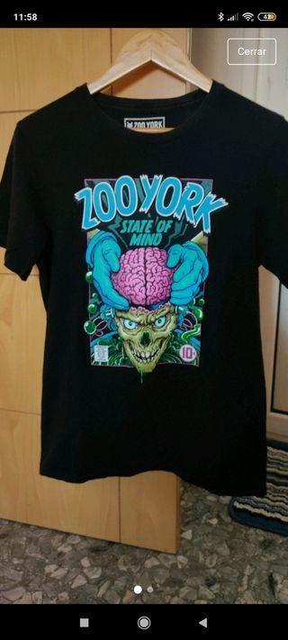 Camiseta Zoo York