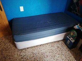 Canapé 90x200 más colchón