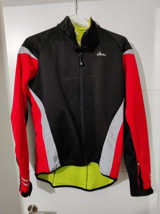 Chaqueta invierno ciclismo