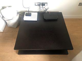 Camerich Plato Black Oak Table RRP £725