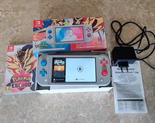 Nintendo Switch Lite Edición Pokémon+ Factura