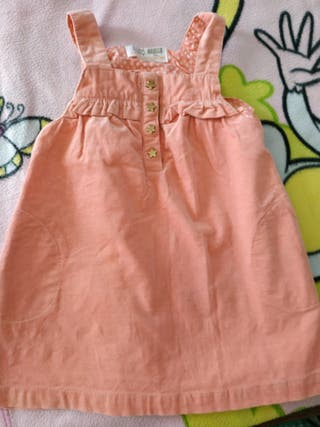 Vestido bebé talla 1 año