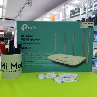 TP-LINK AC1350 WIFI ROUTER DUAL BAND