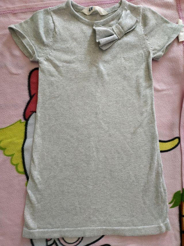 Vestido HyM Talla 4 - 6 años