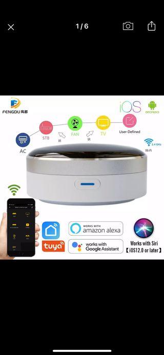 Control remoto inteligente wifi