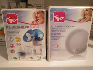 Sacaleches eléctrico Tigex