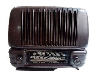 RADIO TELEFUNKEN CAPRICHO AÑOS 50