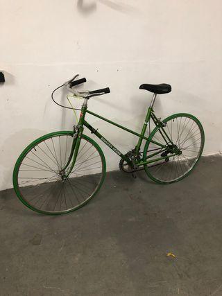 Bicicleta vintage rabasa derbi