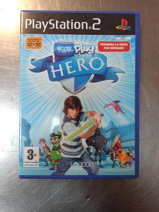 Play Hero, PS2