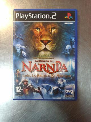 Las Crónicas de Narnia, PS2