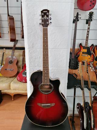 Guitarra Electroacústica Yamaha CPX700 DSR