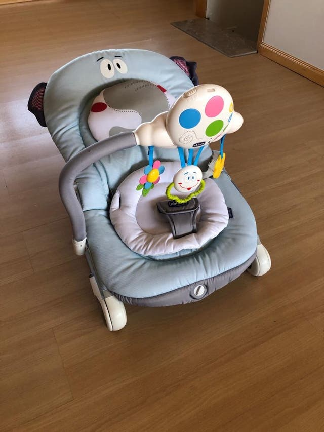 Hamaca balloon chicco