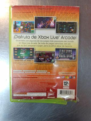 Xbox Live Arcade Unplugged, Xbox360