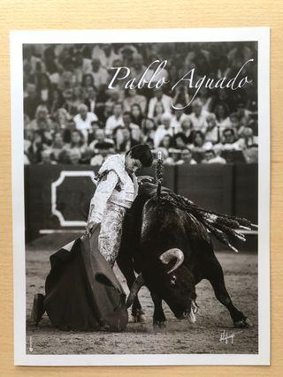 Fotografía del torero Pablo Aguado