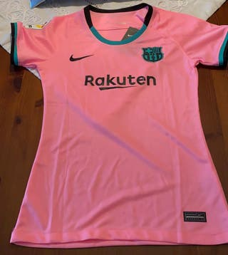Camiseta mujer FCB S 2020/2021