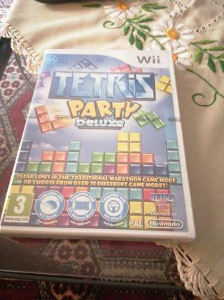 tetris wii