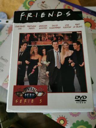 Friends. temporada 5