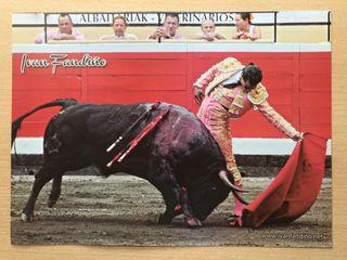 Fotografía del torero Iván Fandiño