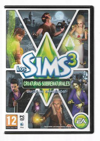 Los Sims 3: Criaturas Sobrenaturales (Exp.) de PC