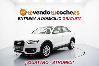 Audi Q3 2.0 TDI Quattro STronic Advance Edition 14