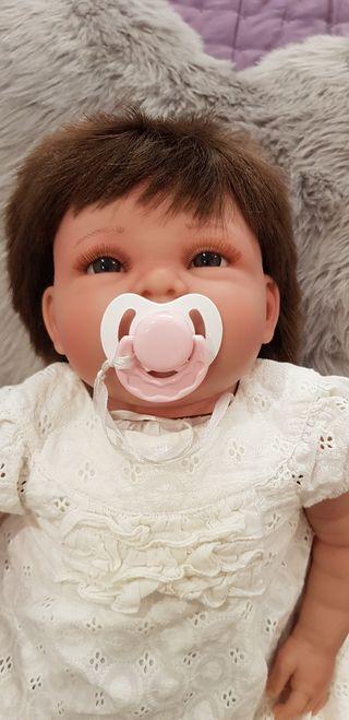 Bebé Reborn Fabricado en España