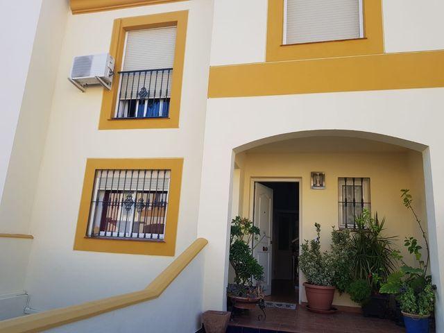 Casa adosada (Coín, Málaga)