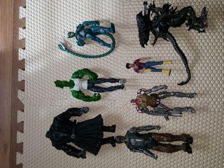 Muñecos de Superhéroes