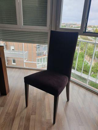 6 sillas comedor
