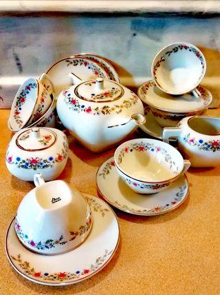 #Té #Porcelana #Bavaria