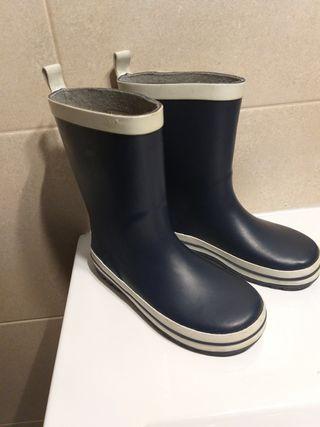 botas agua MANGO