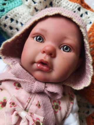 muñeco bebe reboneado