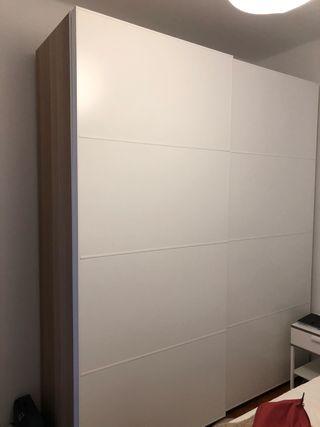 Armario PAX Ikea 2m