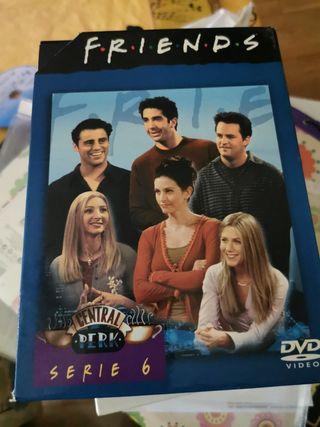 temporada 6 de Friends